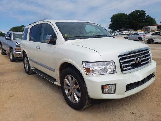 Infiniti salvage cars for sale: 2009 Infiniti QX56