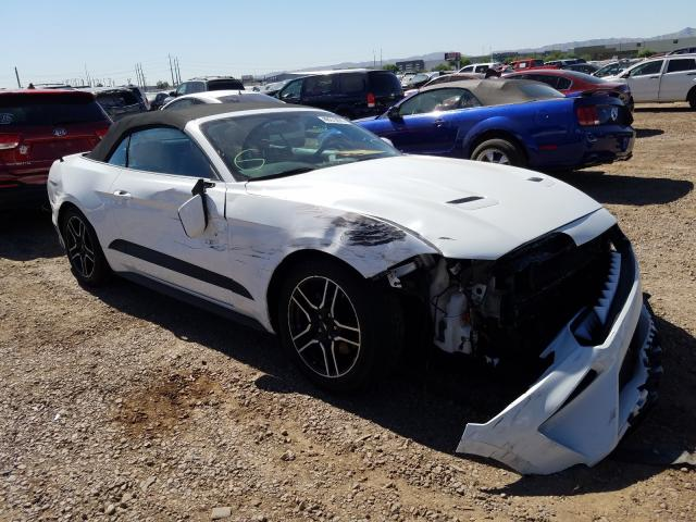 Ford Mustang salvage cars for sale: 2018 Ford Mustang