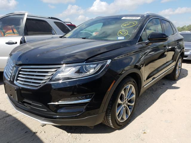 из сша 2017 LINCOLN MKC SELECT 5LMCJ2C90HUL69518