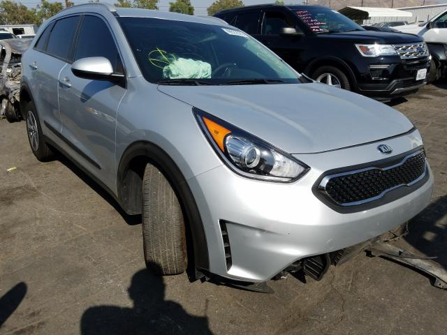 KIA Niro FE salvage cars for sale: 2019 KIA Niro FE