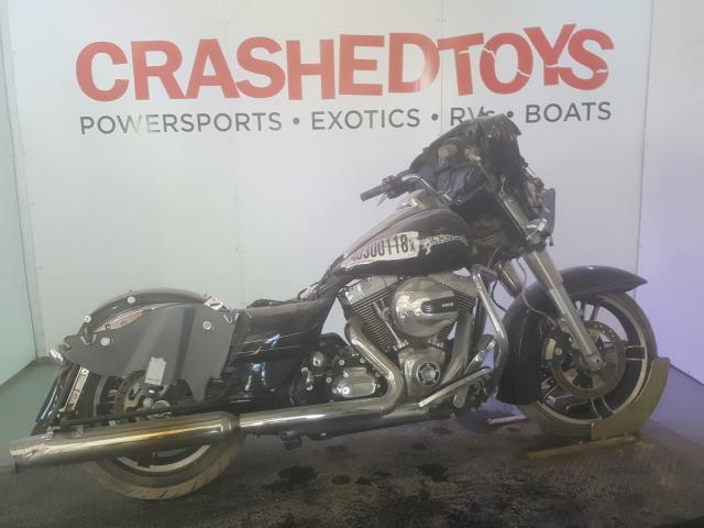 Salvage cars for sale from Copart Kansas City, KS: 2016 Harley-Davidson Flhxs Street
