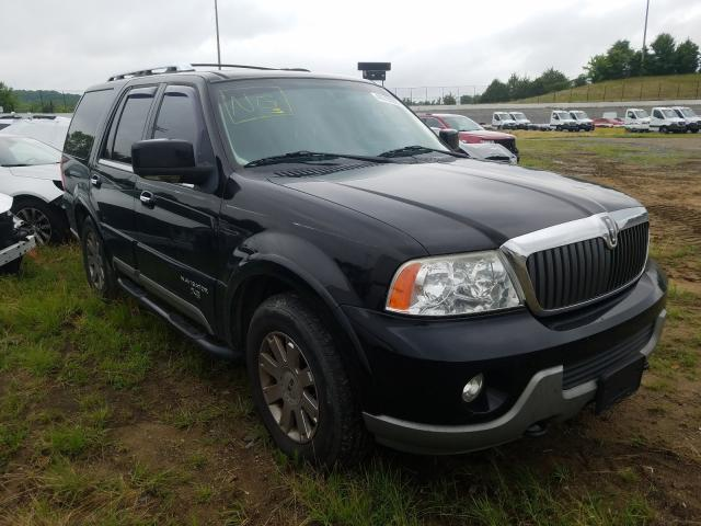 Salvage cars for sale from Copart Concord, NC: 2003 Lincoln Navigator