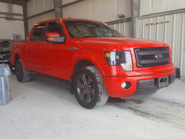 1FTFW1CF5DKE16165 2013 FORD F150 SUPERCREW