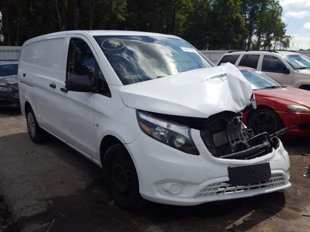 2018 Mercedes-benz Metris 2.0. Lot 40481800 Vin WD3PG2EA2J3419114