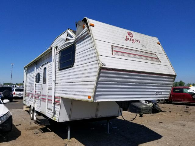 Salvage cars for sale from Copart Woodhaven, MI: 1995 Jayco Eagle