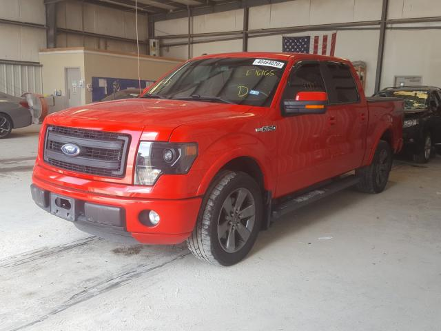 из сша 2013 FORD F150 SUPERCREW 1FTFW1CF5DKE16165