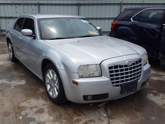 Salvage cars for sale from Copart Corpus Christi, TX: 2009 Chrysler 300 Touring