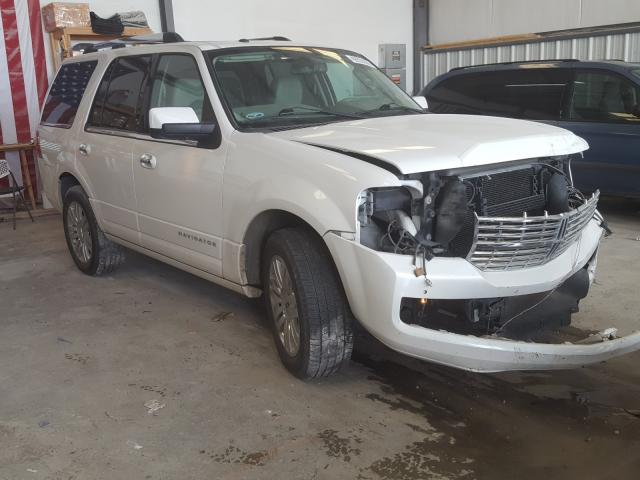 Lincoln Vehiculos salvage en venta: 2013 Lincoln Navigator