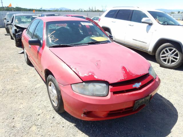 Chevrolet Cavalier salvage cars for sale: 2005 Chevrolet Cavalier