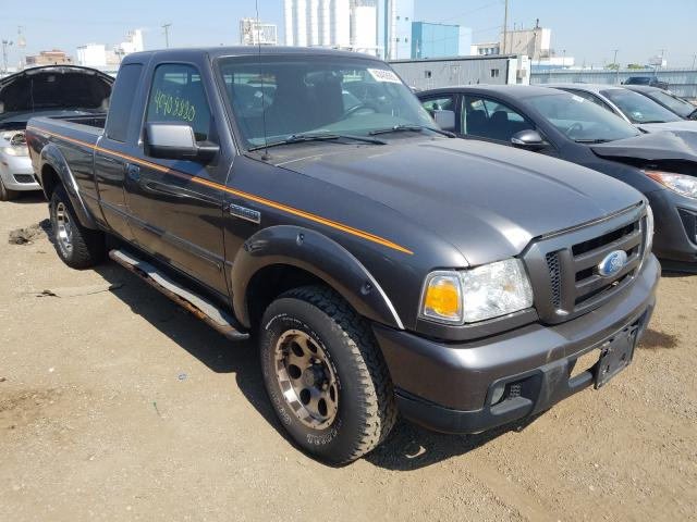Ford Ranger salvage cars for sale: 2006 Ford Ranger