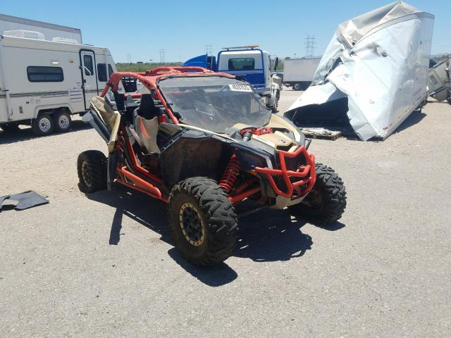 Salvage cars for sale from Copart Tucson, AZ: 2017 Can-Am Maverick X