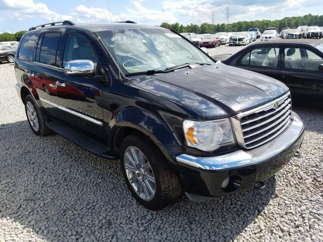 Salvage cars for sale from Copart Memphis, TN: 2008 Chrysler Aspen Limited