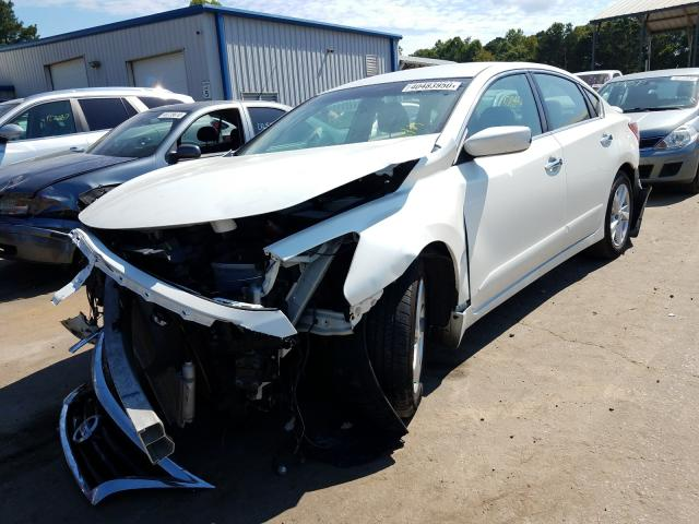 2013 NISSAN ALTIMA 2.5 - Left Front View