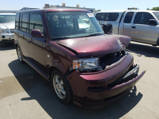 Salvage cars for sale from Copart Bakersfield, CA: 2004 Scion XB