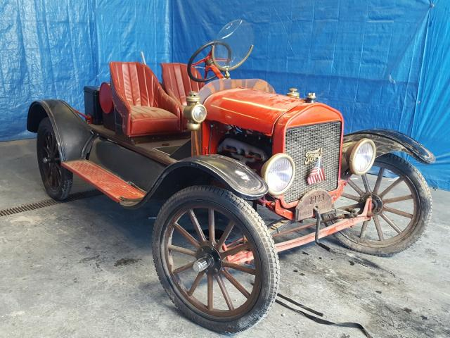 Salvage 1923 Ford MODEL T for sale