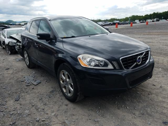 Salvage cars for sale from Copart Madisonville, TN: 2013 Volvo XC60 3.2