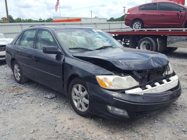 salvage title 2000 toyota avalon sedan 4d 3 0l for sale in montgomery al 40488520 a better bid car auctions