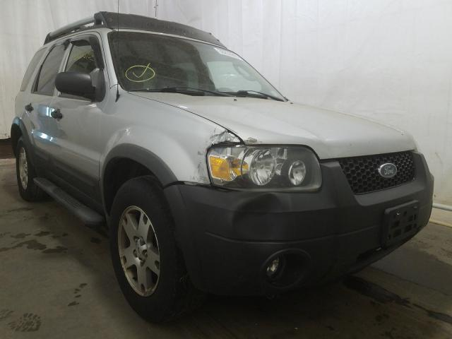 Salvage cars for sale from Copart Central Square, NY: 2006 Ford Escape XLT