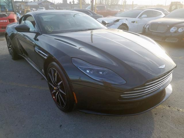 Aston Martin salvage cars for sale: 2018 Aston Martin DB11