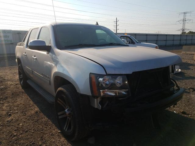 Chevrolet Avalanche salvage cars for sale: 2010 Chevrolet Avalanche