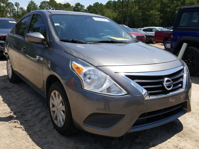 Nissan Versa salvage cars for sale: 2016 Nissan Versa