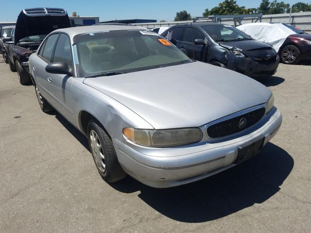 Salvage cars for sale from Copart Bakersfield, CA: 2003 Buick Century CU