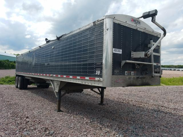 Wilson salvage cars for sale: 2016 Wilson Trailer