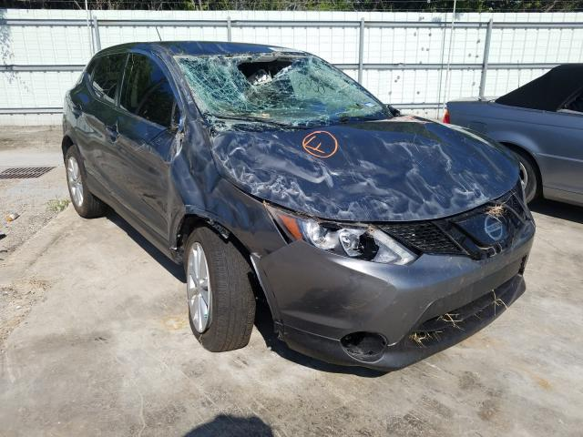 Salvage cars for sale from Copart Corpus Christi, TX: 2018 Nissan Rogue Sport
