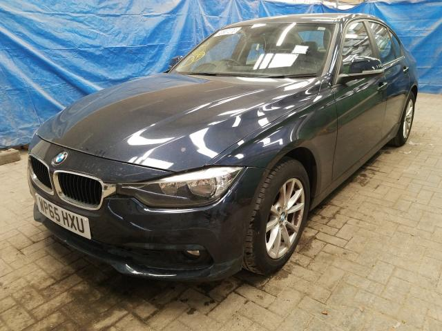 BMW 320D ED PL - 2015 rok