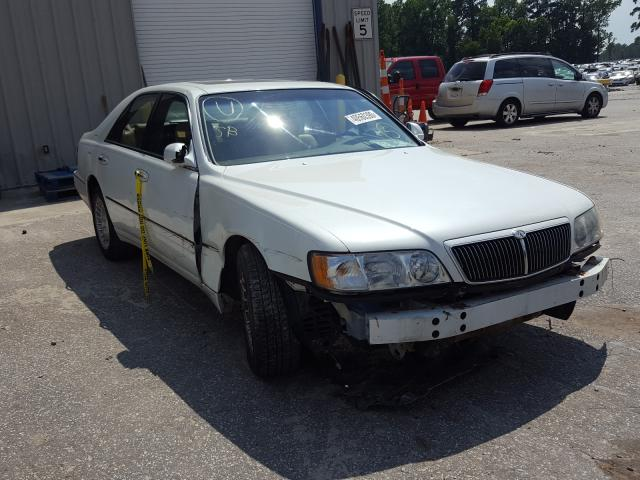 Infiniti Q45 Base salvage cars for sale: 1999 Infiniti Q45 Base