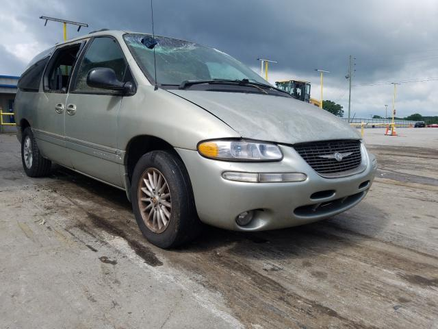 Chrysler Town & Country salvage cars for sale: 1999 Chrysler Town & Country