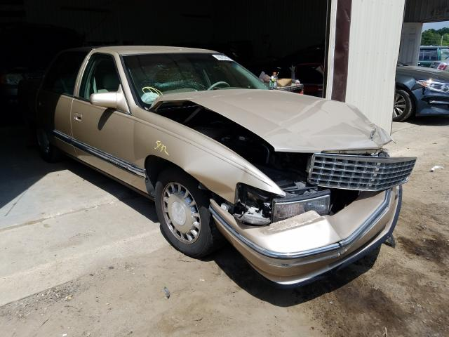Cadillac Deville salvage cars for sale: 1996 Cadillac Deville