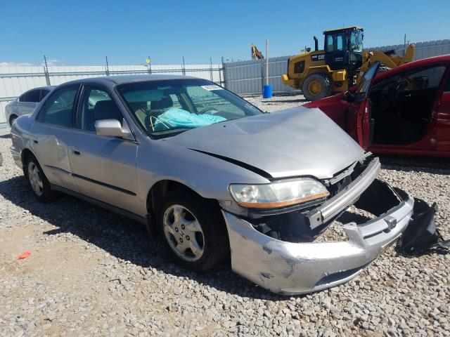 Honda Accord LX salvage cars for sale: 1998 Honda Accord LX