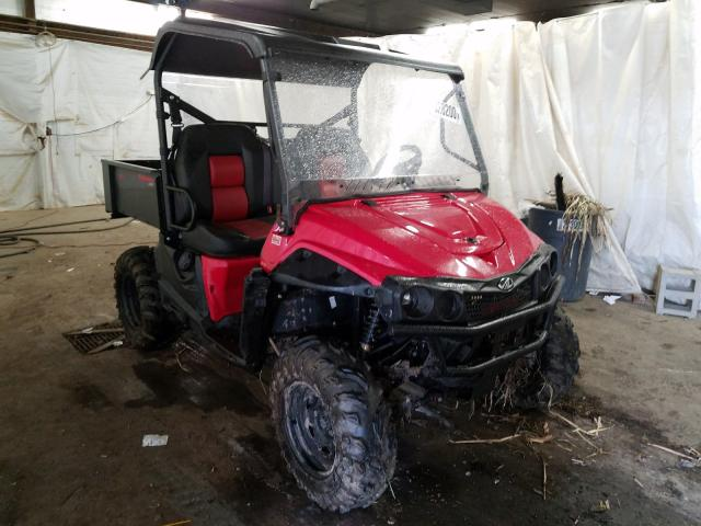 Mahindra And Mahindra salvage cars for sale: 2017 Mahindra And Mahindra XTV