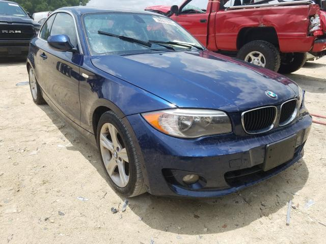 Salvage cars for sale from Copart Ocala, FL: 2013 BMW 128 I