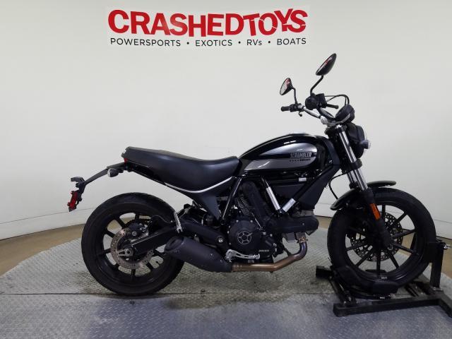 Salvage 2016 Ducati SCRAMBLER for sale