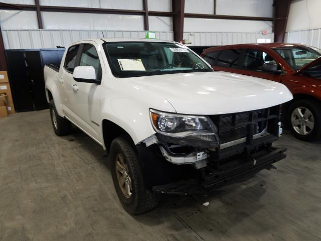Chevrolet Colorado salvage cars for sale: 2017 Chevrolet Colorado