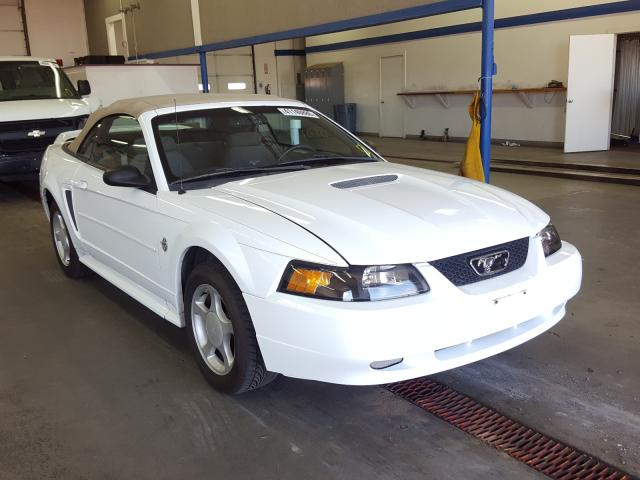Salvage cars for sale from Copart Pasco, WA: 1999 Ford Mustang GT