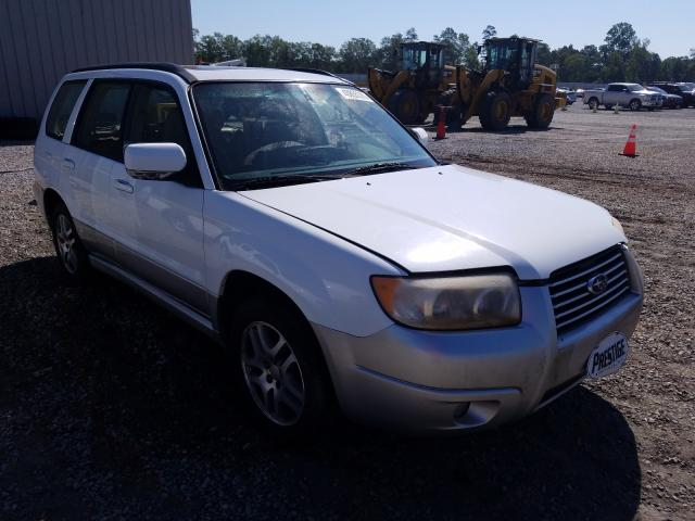 Salvage cars for sale from Copart Spartanburg, SC: 2006 Subaru Forester 2