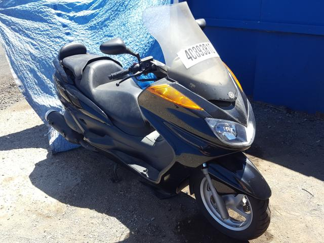 Yamaha salvage cars for sale: 2008 Yamaha YP400
