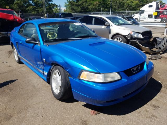 Ford Mustang salvage cars for sale: 1999 Ford Mustang