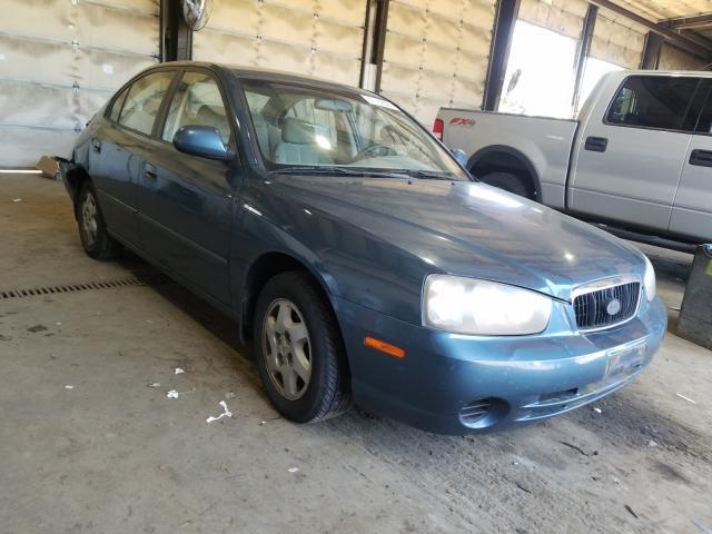 bill of sale 2003 hyundai elantra sedan 4d 2 0l for sale in graham wa 41136540 a better bid car auctions