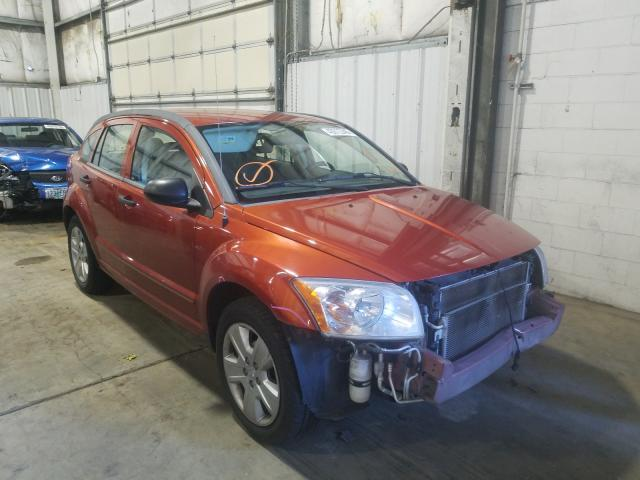 2007 Dodge Caliber SX en venta en Woodburn, OR