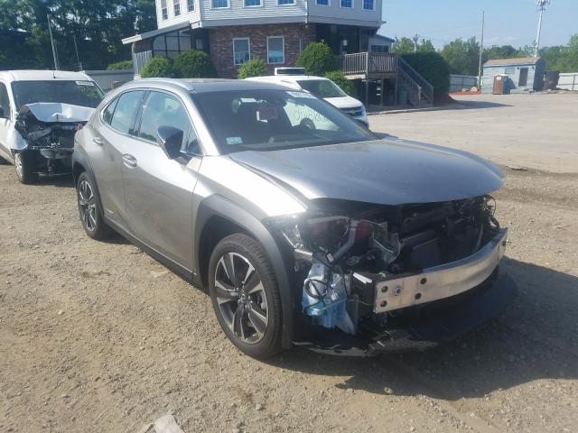 Lexus UX 250H salvage cars for sale: 2019 Lexus UX 250H