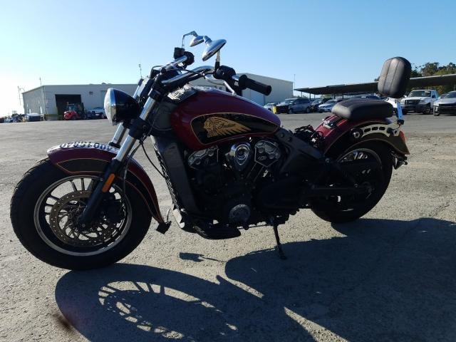 2017 INDIAN  MOTORCYCLE