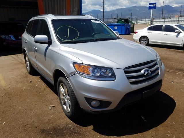 Hyundai Santa FE S salvage cars for sale: 2012 Hyundai Santa FE S