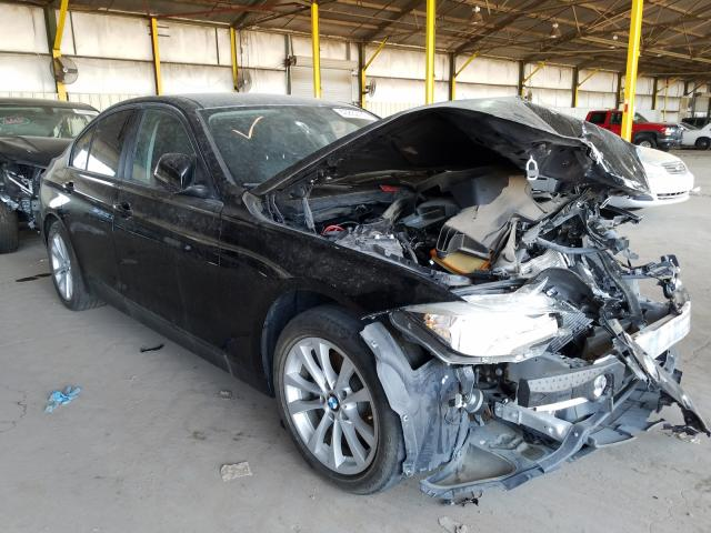 BMW salvage cars for sale: 2016 BMW 320 I
