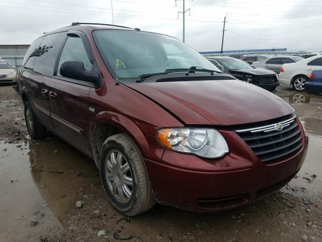 2007 Chrysler Town & Country for sale in Columbus, OH