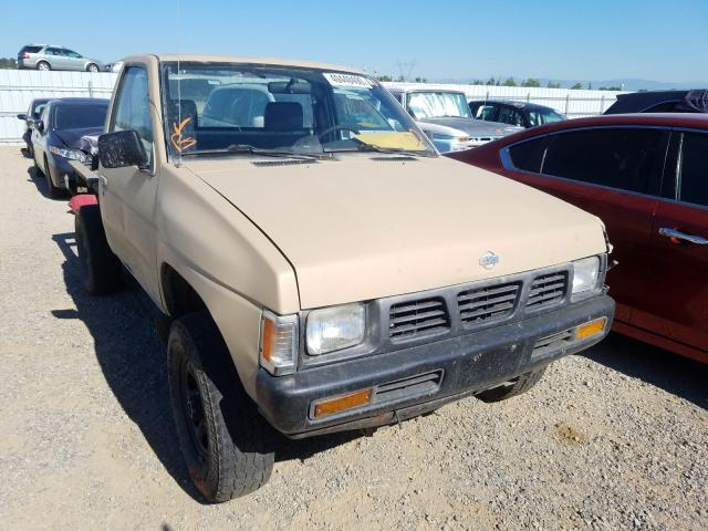 Nissan Truck XE salvage cars for sale: 1997 Nissan Truck XE