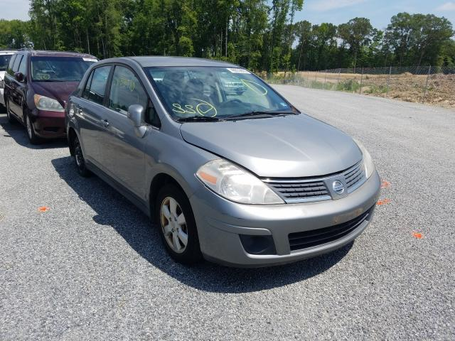 2007 Nissan Versa S for sale in Fredericksburg, VA
